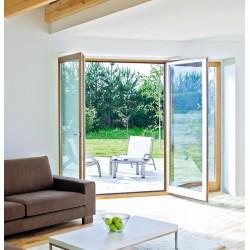 Otváravo-sklopné balkonové dvere