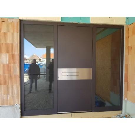 Vchodové dvere so skrytými pántami