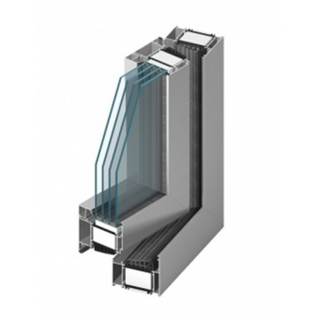 MB 104 Passive Okenný systém