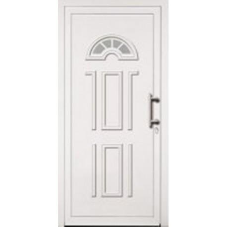 SVILAJ PVC dverná výplň