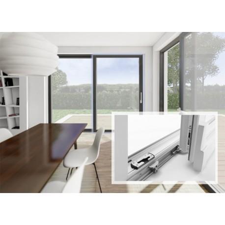 Sklopno-posuvné terasové dvere PSK