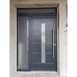 Hliníkové dvere s výplňou ZÜRICH